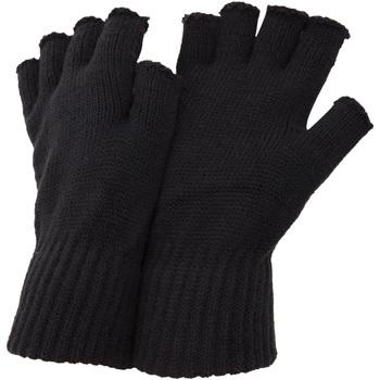 Accessoires Heren Handschoenen Floso  Donkergrijs