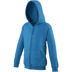 Textiel Kinderen Sweaters / Sweatshirts Awdis JH50J Saffierblauw