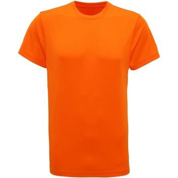Textiel Heren T-shirts korte mouwen Tridri TR010 Oranje