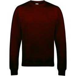 Textiel Heren Sweaters / Sweatshirts Awdis JH030 Warme chocolade