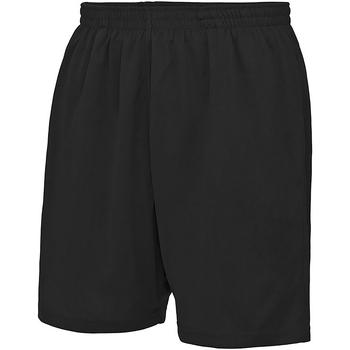 Textiel Jongens Korte broeken / Bermuda's Awdis Just Cool Jet Zwart