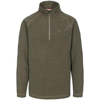 Textiel Heren Fleece Trespass Keynote Bruin