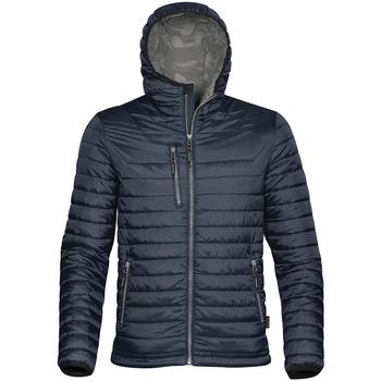 Textiel Heren Dons gevoerde jassen Stormtech Gravity Marine/Charcoal