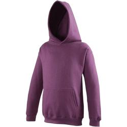 Textiel Kinderen Sweaters / Sweatshirts Awdis JH01J Pruim