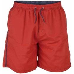 Textiel Heren Zwembroeken/ Zwemshorts Duke  Rood