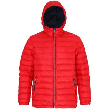 Textiel Heren Dons gevoerde jassen 2786 TS016 Rood/Zwaar