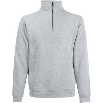 Textiel Heren Sweaters / Sweatshirts Fruit Of The Loom SS830 Heater Grijs