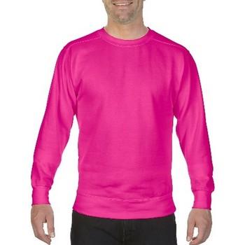 Textiel Heren Sweaters / Sweatshirts Comfort Colors CO040 Neonroze