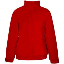 Textiel Kinderen Jacks / Blazers Regatta Dover Klassiek rood/navy