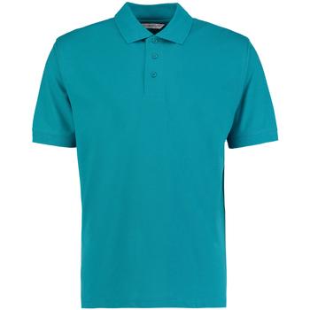 Textiel Heren Polo's korte mouwen Kustom Kit KK403 Jade