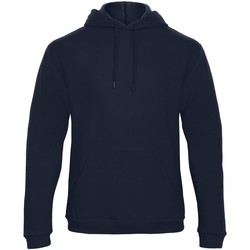 Textiel Sweaters / Sweatshirts B And C ID. 203 Marineblauw