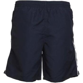 Textiel Heren Korte broeken / Bermuda's Gamegear KK980 Marine / Wit