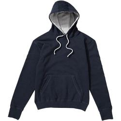 Textiel Heren Sweaters / Sweatshirts Sg SG24 Marine / Licht Oxford
