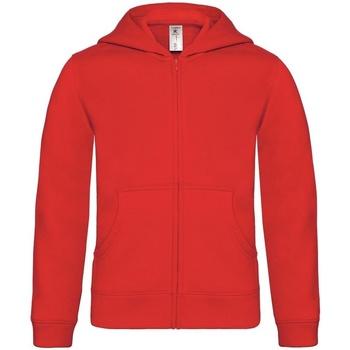 Textiel Kinderen Sweaters / Sweatshirts B And C B421B Rood