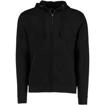 Textiel Heren Sweaters / Sweatshirts Kustom Kit KK303 Zwart