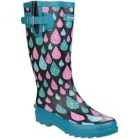 Schoenen Dames Regenlaarzen Cotswold Burghley Raindrop
