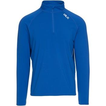 Textiel Heren Fleece Trespass Tierney Blauw