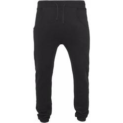 Textiel Heren Trainingsbroeken Build Your Brand BY013 Zwart