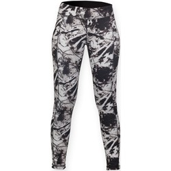 Textiel Dames Leggings Skinni Fit SK424 Zwart / Print