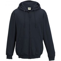 Textiel Heren Sweaters / Sweatshirts Awdis JH050 Marine Oxford