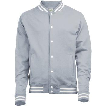 Textiel Heren Wind jackets Awdis JH041 Heide Grijs