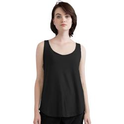 Textiel Dames Mouwloze tops Mantis M92 Zwart