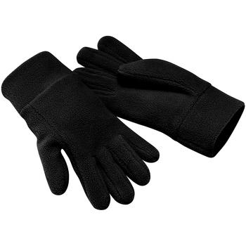 Accessoires Handschoenen Beechfield Alpine Zwart