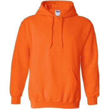 Textiel Sweaters / Sweatshirts Gildan 18500 Veiligheid Oranje