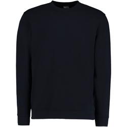 Textiel Heren Sweaters / Sweatshirts Kustom Kit KK302 Marineblauw