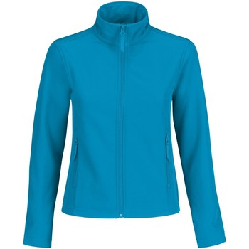 Textiel Dames Fleece B And C JWI63 Atol/ Houding Grijs