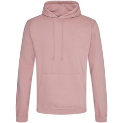 Textiel Sweaters / Sweatshirts Awdis College Stoffig Roze