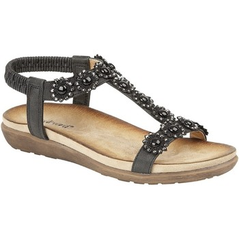 Schoenen Dames Sandalen / Open schoenen Cipriata Giovanna Zwart