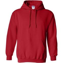 Textiel Sweaters / Sweatshirts Gildan 18500 Rood