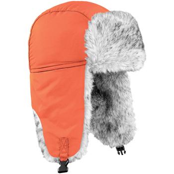 Accessoires Muts Beechfield Sherpa Oranje