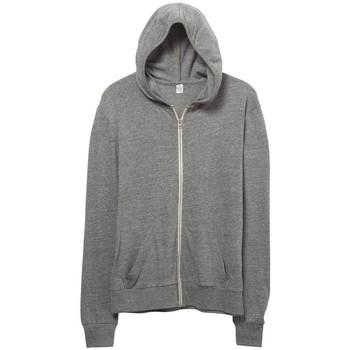 Textiel Heren Sweaters / Sweatshirts Alternative Apparel AT002 Eco Grijs