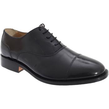 Schoenen Heren Klassiek Kensington Classics Capped Oxford Zwart