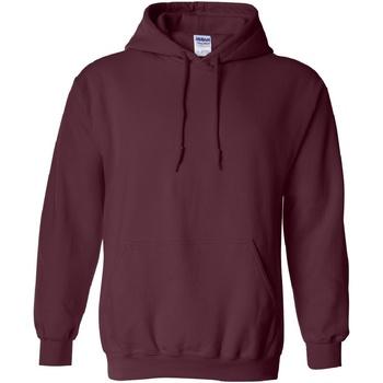 Textiel Sweaters / Sweatshirts Gildan 18500 Marron