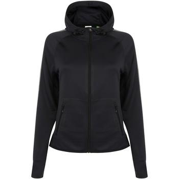 Textiel Dames Sweaters / Sweatshirts Tombo Teamsport TL551 Marine