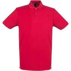 Textiel Heren Polo's korte mouwen Henbury HB101 Vintage Rood