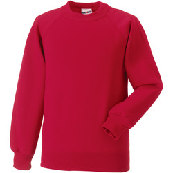 Textiel Kinderen Sweaters / Sweatshirts Jerzees Schoolgear 7620B Klassiek rood