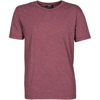 Textiel Heren T-shirts korte mouwen Tee Jays TJ5050 Wijnmelange
