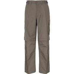 Textiel Heren Cargobroek Trespass Mallik Schors