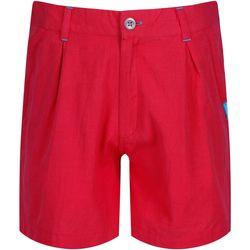 Textiel Meisjes Korte broeken / Bermuda's Regatta Damita Koraalbloesem