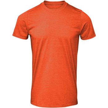 Textiel Heren T-shirts korte mouwen Gildan GD01 Oranje