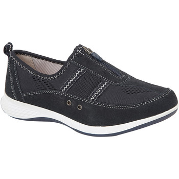 Schoenen Dames Lage sneakers Boulevard  Marine
