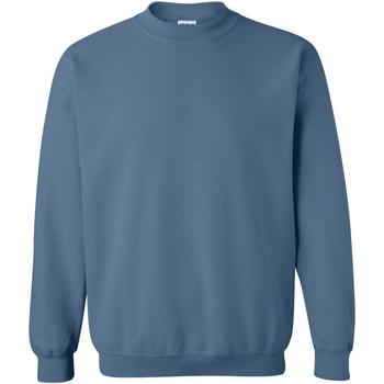 Textiel Sweaters / Sweatshirts Gildan 18000 Indigoblauw