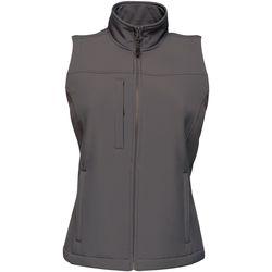 Textiel Dames Vesten / Cardigans Regatta RG155 Zeehond Grijs/Seal Grijs