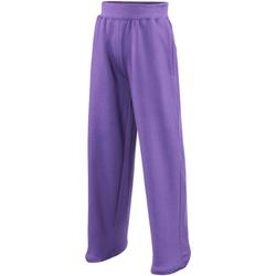 Textiel Kinderen Losse broeken / Harembroeken Awdis  Paars