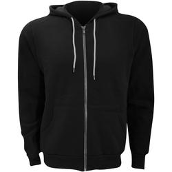 Textiel Heren Sweaters / Sweatshirts Bella + Canvas CA3739 Zwart