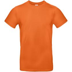 Textiel Heren T-shirts korte mouwen B And C TU03T Stedelijk Oranje